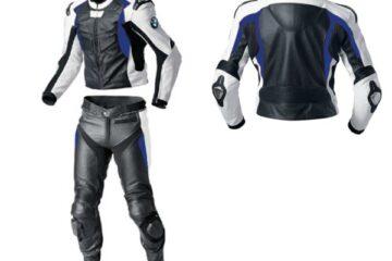 BMW Motorbike Men Leather Suit