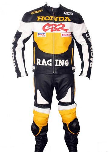 HONDA Repsol Motorbike Racing Leather Suit