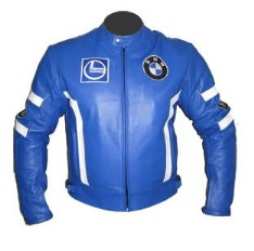 BMW Racing Motorcycle Leather Jacket BMJ2511