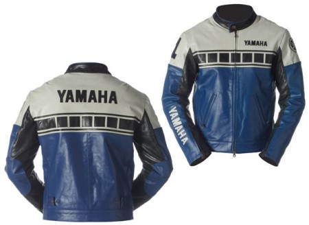 Yamaha Motorbike Leather Jacket BMJ2841