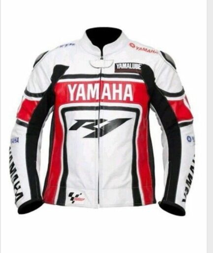 Yamaha Motorbike Leather Jacket BMJ2853