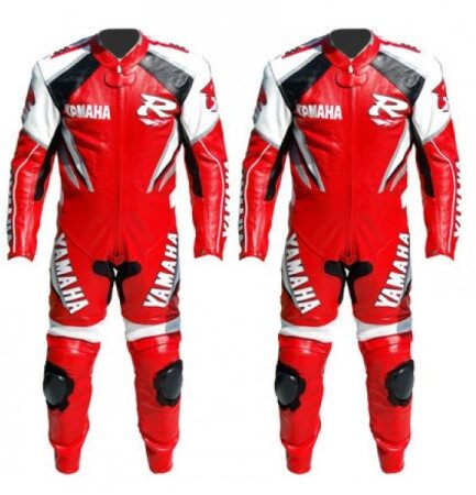 YAMAHA Motorcycle Leather Suit BSM 2920