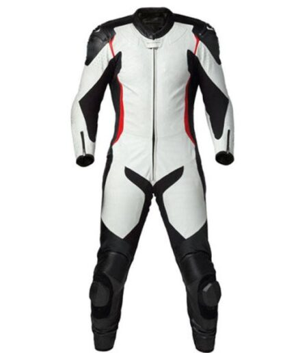 BMW Motorcycle Leather Track Suit