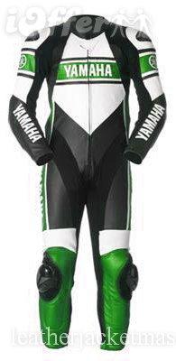YAMAHA Motorbike Racing Leather Suit