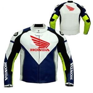 HONDA Motorbike Leather Jacket BMJ2926