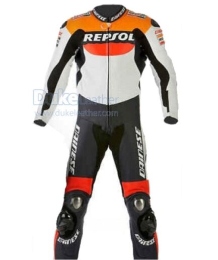 HONDA Repsol Motorbike Leather Suit BSM 2957