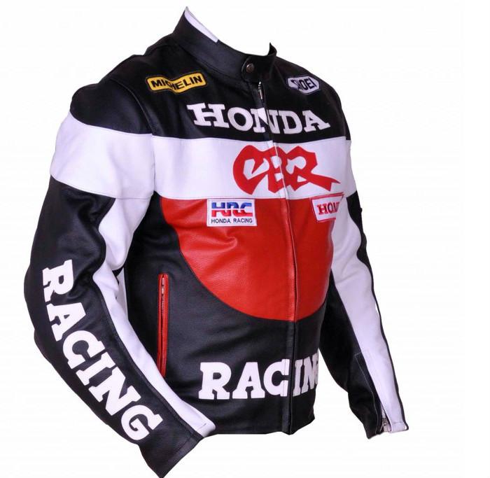 HONDA CBR Motorbike Racing Leather Jacket