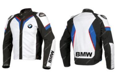 BMW Racing Motorcycle Leather Jacket BMJ2517