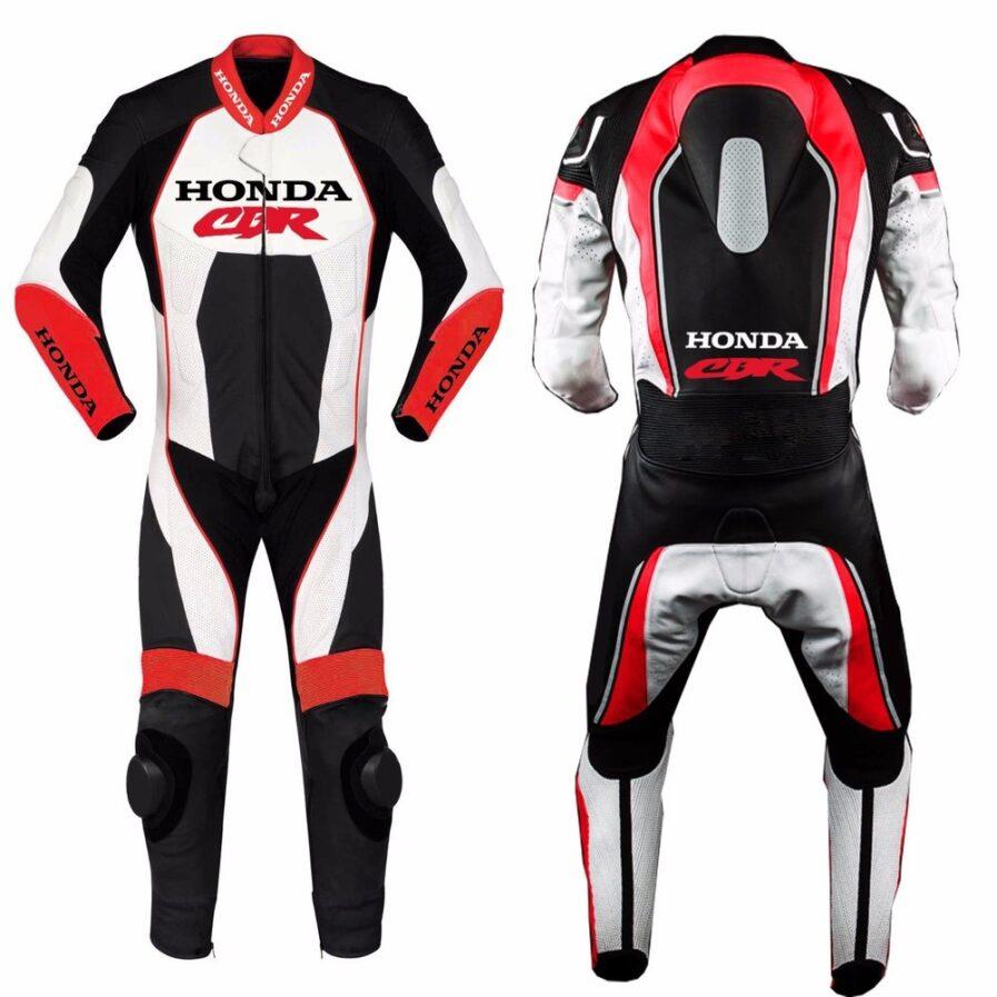 HONDA CDR Motorbike Leather Suit