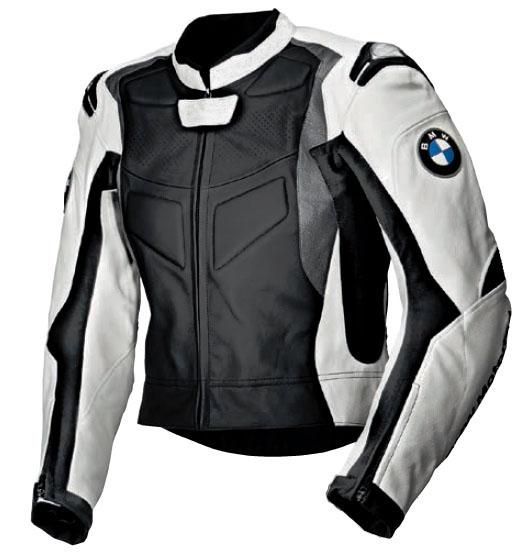 BMW Branded Motorbike Racing Leather Jacket