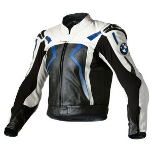 BMW Racing Motorcycle Leather Jacket BMJ2507