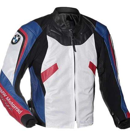 BMW Racing Motorbike Leather Jacket BMJ2505