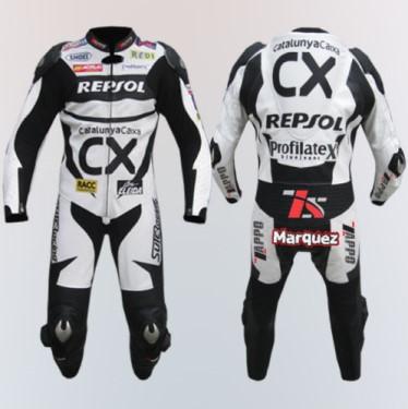 HONDA Repsol Motorbike Leather Suit