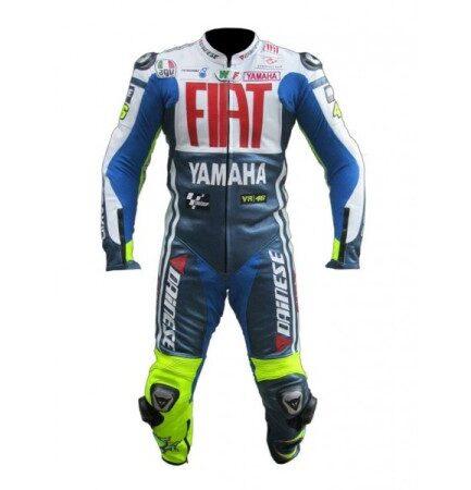 YAMAHA FIAT Motorcycle Leather Suit