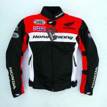 HONDA Motorbike Leather Jacket BMJ2948