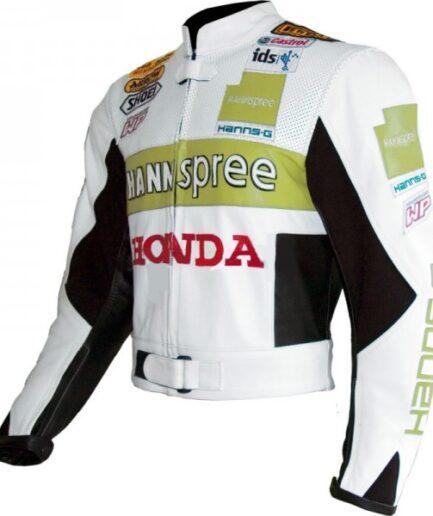 HONDA CBR Motorbike Leather Jacket