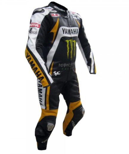 YAMAHA Motorbike Raceing Leather Suit