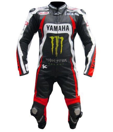 YAMAHA Motorcycle Leather Suit BSM 2905
