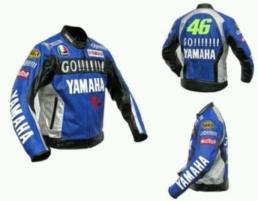 Yamaha Sport Motorbike Leather Jacket