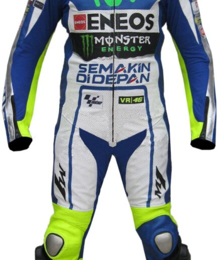 YAMAHA ENEOS Motorcycle Leather Suit