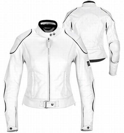 Ladies Motorcycle Racing Leather Jacket