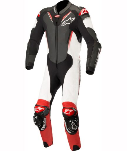 ALPINESTARS ATEM V3 SUIT- BLACK/ WHITE/ RED