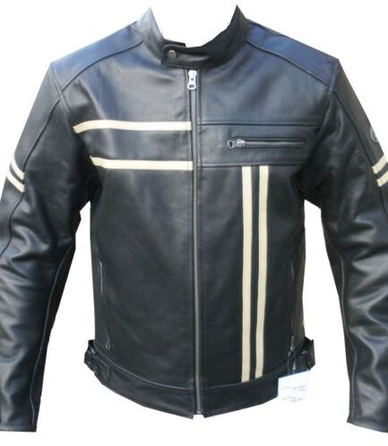 Airman Motorbike Leather Jacket