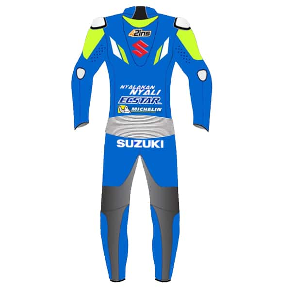 Alex Rins Suzuki MotoGP Motorcycle 2019 Suit