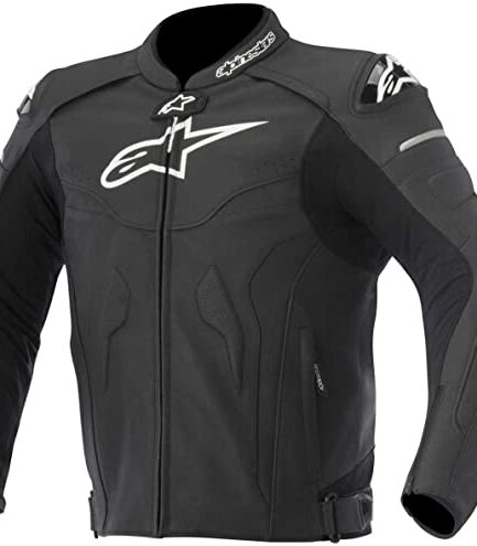 Alpinestars Celer Leather Men's Riding Jacket (Black)