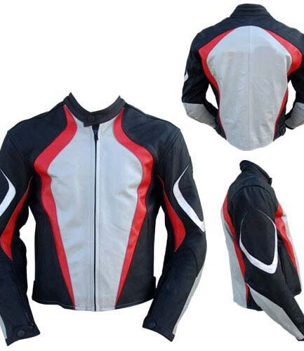 Amazon Motorbike Leather Jacket