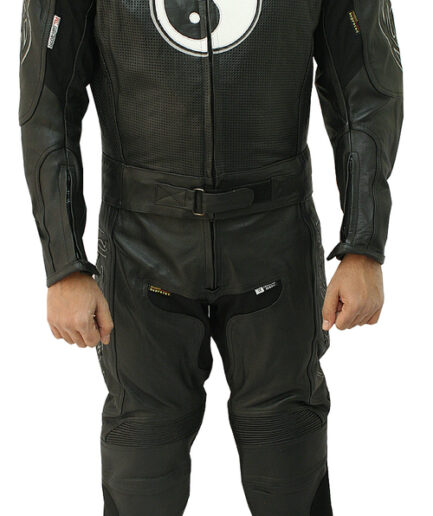 Angel Motorbike Racing Leather Suit