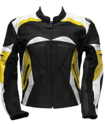 Arlington Motorbike Leather Jacket