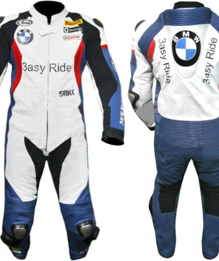 BMW Motorbike Leather Suit BSM 2559