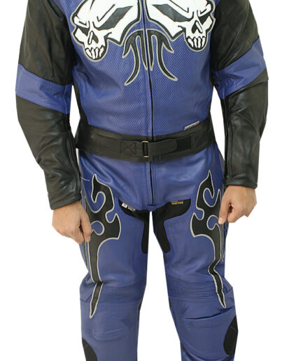 Blue Moon Motorbike Leather Suit