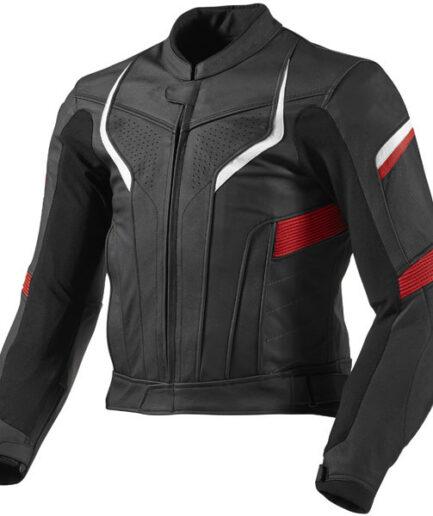 Budapest Motorbike Leather Jacket
