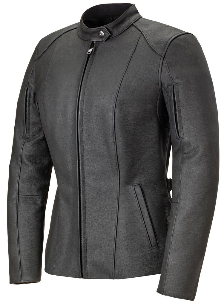 Capsule Ladies Motorbike Leather Jacket