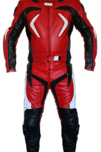 CityRide Motorbike Leather Suit