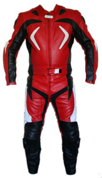 CityRide Motorbike Leather Suit