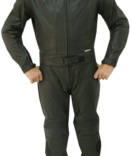 Classic Motorbike Racing Leather Suit