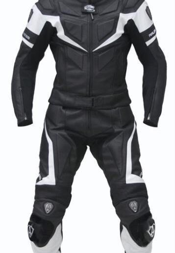 Country Road Motorbike Leather Suit