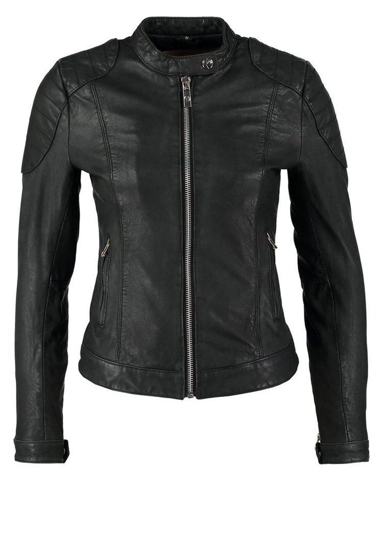 Fratini Ladies Motorbike Leather Jacket