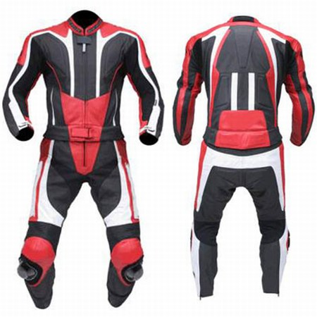 G-Froce Motorbike Leather Suit