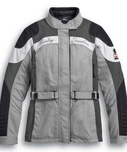 Harley-Davidson Women's Vanocker Waterproof Textile Riding Jacket | Triple Vent System