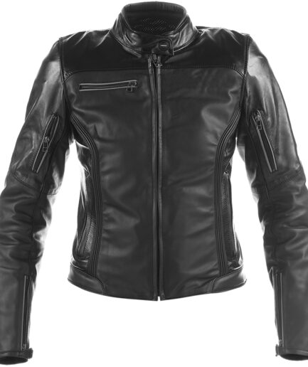 Himalaya Ladies Motorbike Leather Jacket