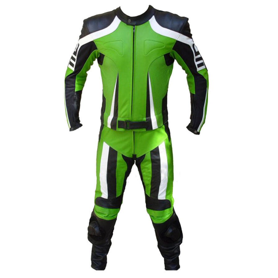 Hooper Motorbike Leather Suit