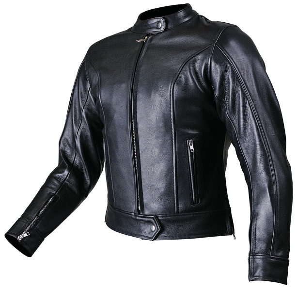Hunterville Ladies Motorbike Leather Jacket