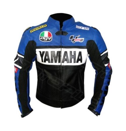 MOTORCYCLE LEATHER JACKET MLJ-091