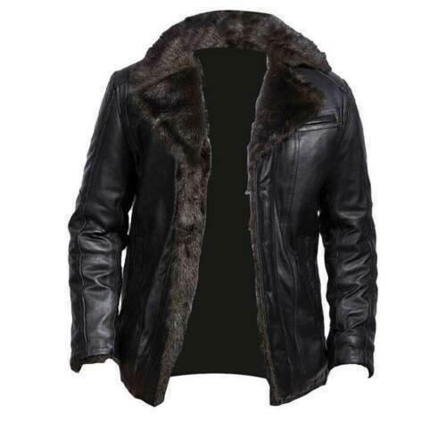 Women's Flight Satin Bomber Leather Jacket