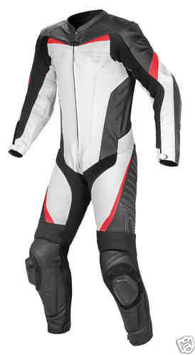 Men's Biker Sport Leather Suit