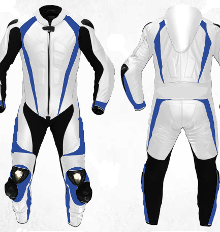 Men's Motorbike Sport Leather Suit
